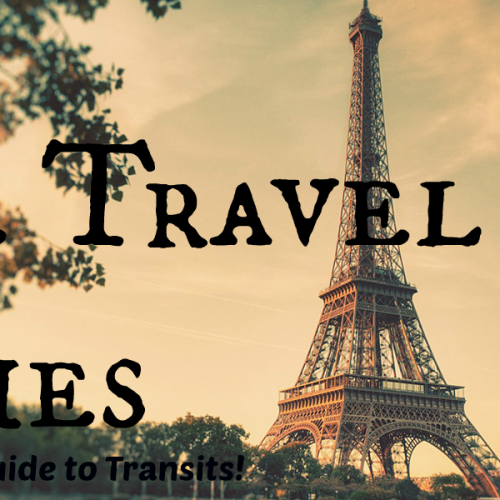Travel Tips | A traveller's guide to transits