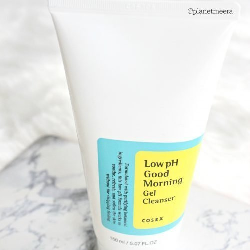 REVIEW | Cosrx Good Morning Gel Cleanser