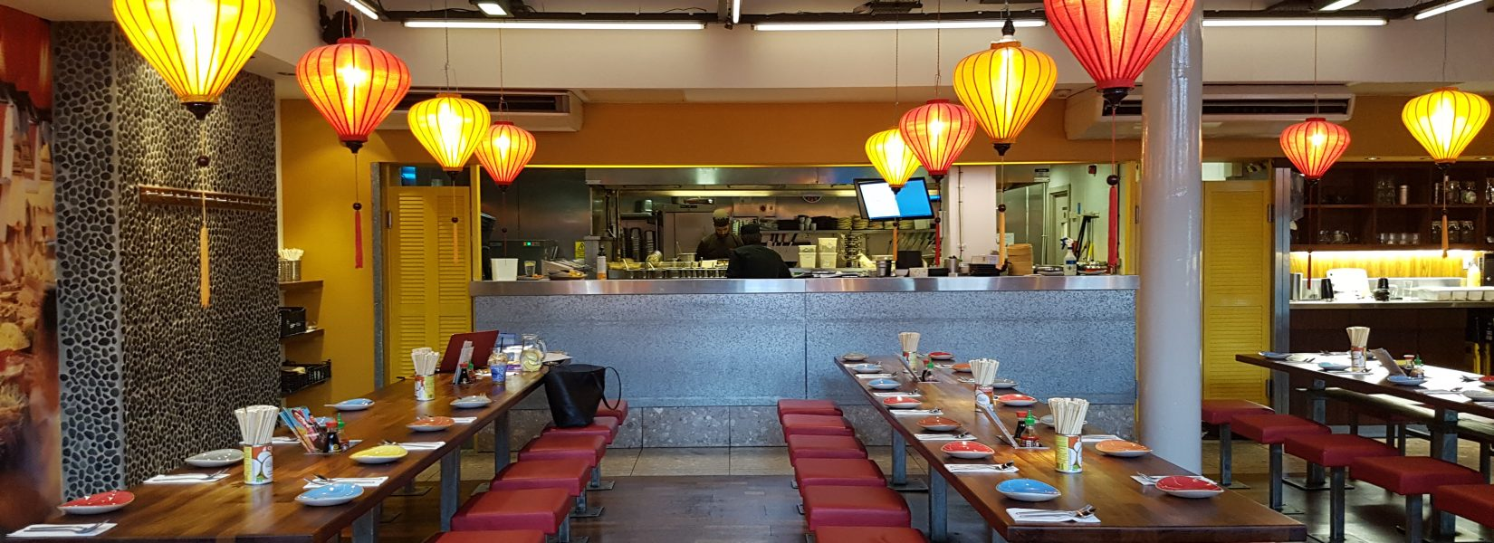 Manchester | Pan-Asian food adventures @ Tampopo restaurant