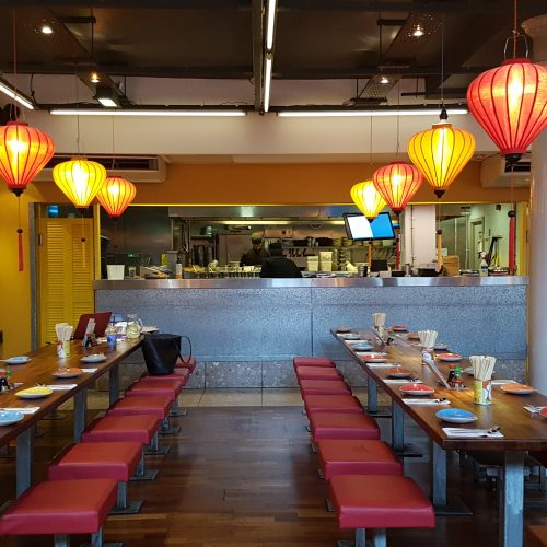 Manchester | Pan-Asian food adventures @ Tampopo